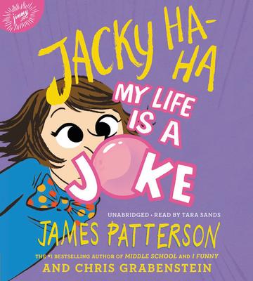 Jacky Ha-Ha: My Life Is a Joke Lib/E cover