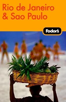 Fodor's Rio de Janeiro & Sao Paulo, 1st Edition Cover