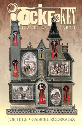 Locke & Key: Heaven and Earth cover image