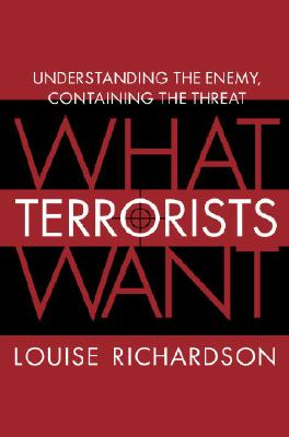 What Terrorists Want Cover