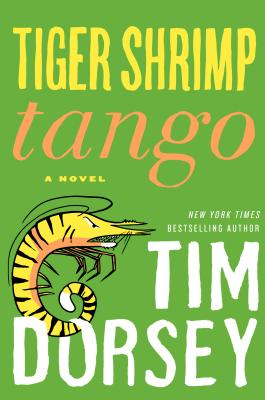 Tiger Shrimp Tango (Serge Storms #18) Cover Image