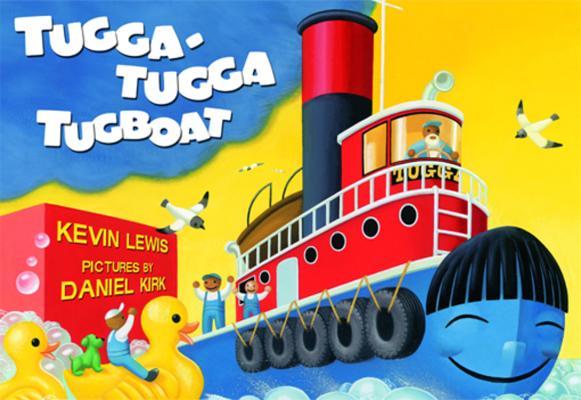 Tugga-Tugga Tugboat Cover Image