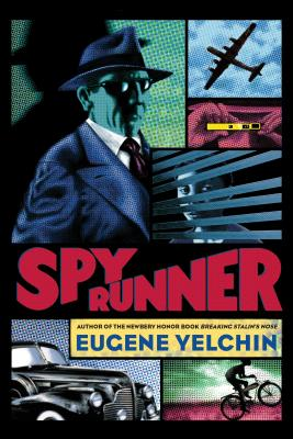 Spy Runner Cover Image