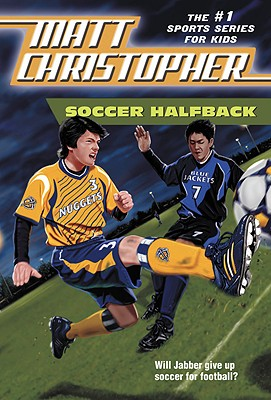 Soccer Halfback Cover Image