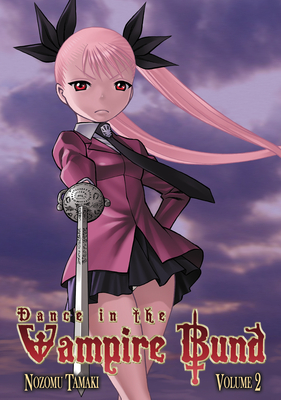 Dance in the Vampire Bund, Volume 2 Cover