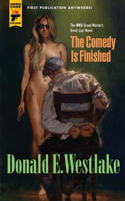 The Comedy Is Finished Cover