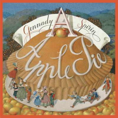 Cover for A Apple Pie