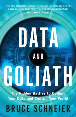 Data and Goliath Cover