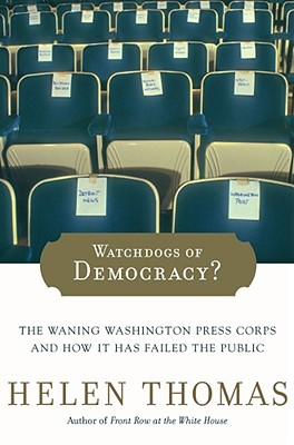 Watchdogs of Democracy? Cover