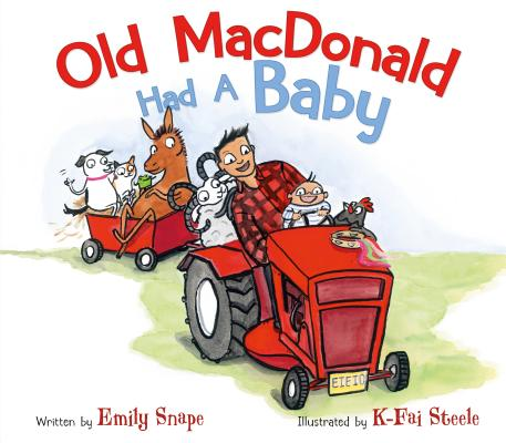 Old MacDonald Had a Baby Cover Image
