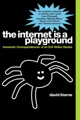 The Internet Is a Playground Cover