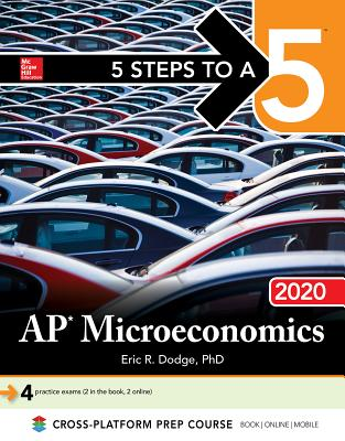 5 Steps to a 5: AP Microeconomics 2020 Cover Image