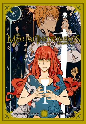 The Mortal Instruments: The Graphic Novel, Vol. 1 Cover Image