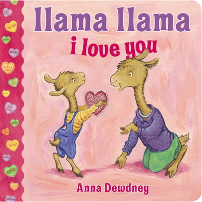 Llama Llama I Love You Cover Image