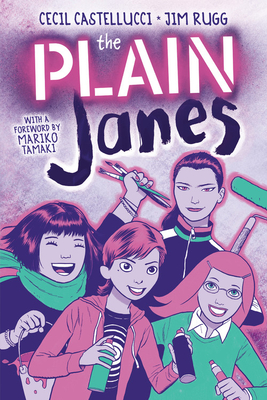 The PLAIN Janes Cover Image