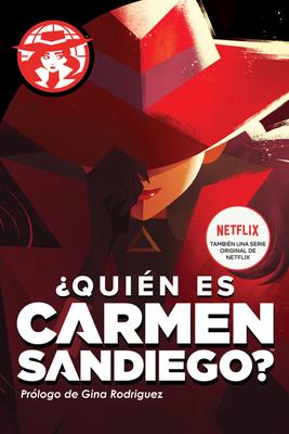 ¿Quién es Carmen Sandiego? Cover Image