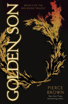 Golden Son (Red Rising Series #2) Cover Image