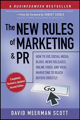 The New Rules of Marketing and PR Cover