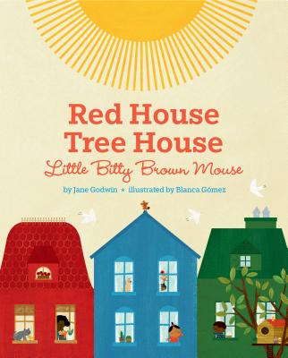 Red House, Tree House, Little Bitty Brown Mouse Cover Image