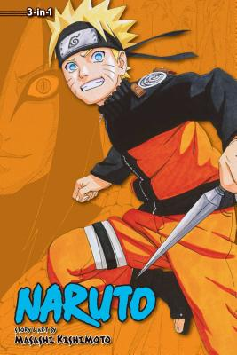 Naruto (3-in-1 Edition), Vol. 11 cover image