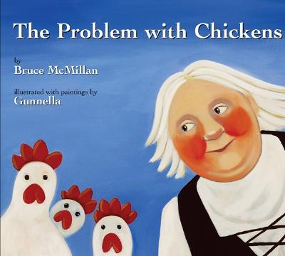The Problem with Chickens Cover