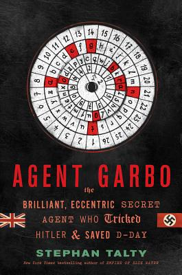 Agent Garbo Cover
