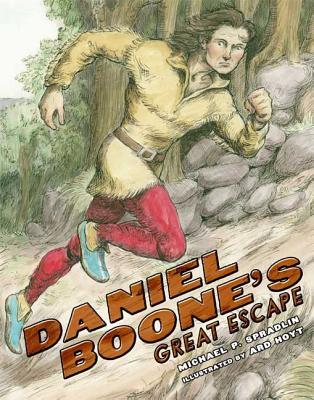 Daniel Boone's Great Escape Cover