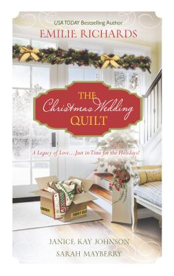 The Christmas Wedding Quilt Cover