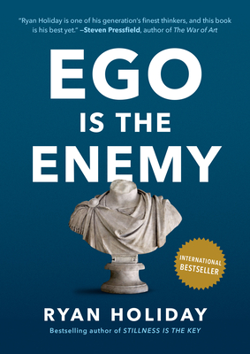 Ego Is the Enemy Cover Image
