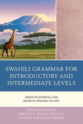 Swahili Grammar Intro & Intermpb Cover Image