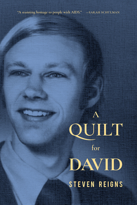 A Quilt for David Cover Image