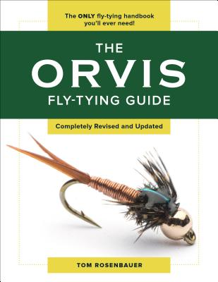 The Orvis Fly-Tying Guide Cover Image