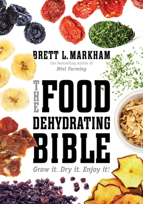 The Food Dehydrating Bible Cover