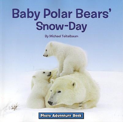 Baby Polar Bears' Snow-Day Cover