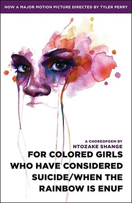 Cover for For colored girls who have considered suicide/When the rainbow is enuf