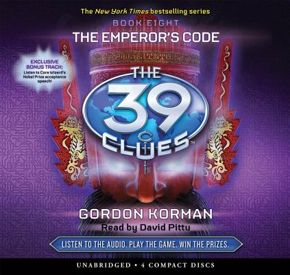 The Emperor's Code Cover Image