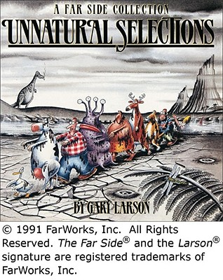 Unnatural Selections (Far Side #16) Cover Image