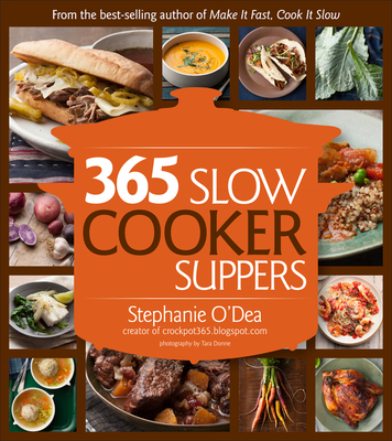 365 Slow Cooker Suppers Cover