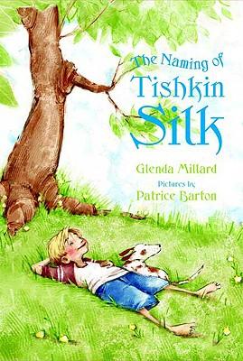The Naming of Tishkin Silk Cover