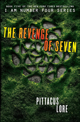 Revenge of Seven (Lorien Legacies #5) Cover Image