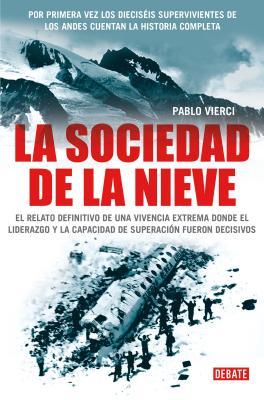 La Sociedad de La Nieve Cover