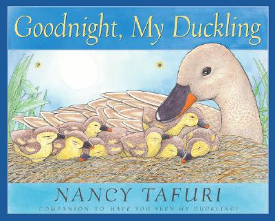 Goodnight, My Duckling Cover