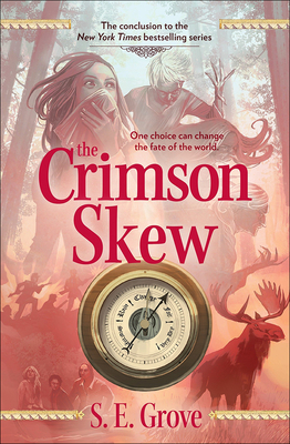 The Crimson Skew (Mapmakers Trilogy #3) Cover Image