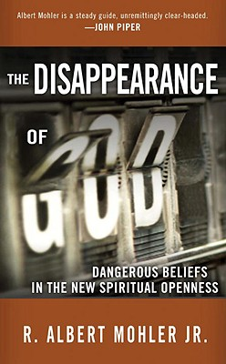 The Disappearance of God Cover