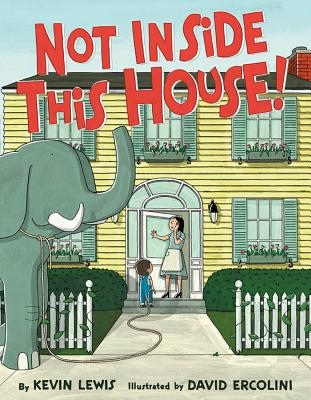 Not Inside This House! Cover