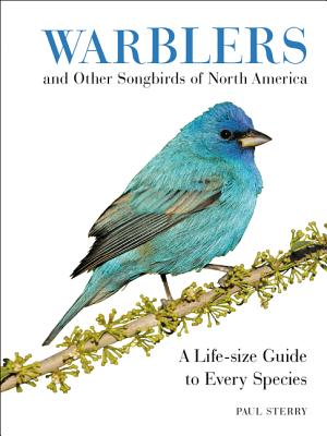 Warblers and Other Songbirds of North America: A Life-size Guide to Every Species Cover Image