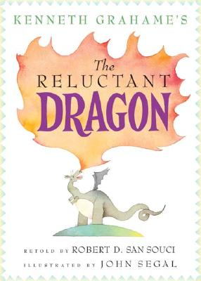 The Reluctant Dragon Cover