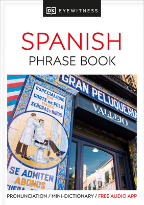 Eyewitness Travel Phrase Book Spanish Cover Image