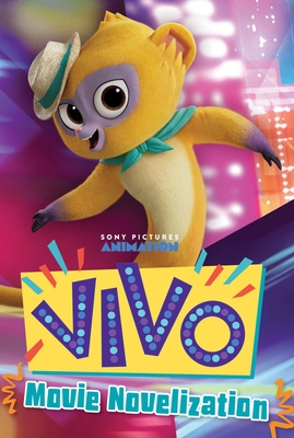 Cover for Vivo Movie Novelization