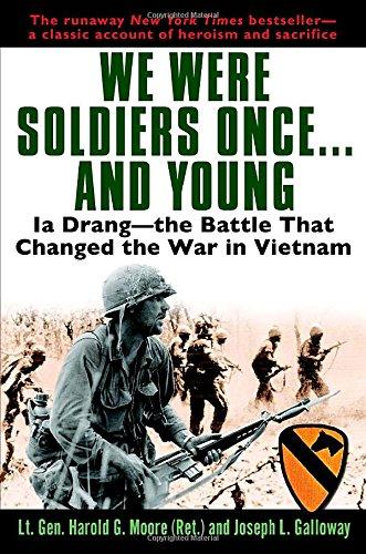 We Were Soldiers Once...and Young Cover